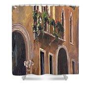 Venice Windows Shower Curtain
