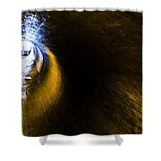 Ventilation Tunnel 2 Shower Curtain