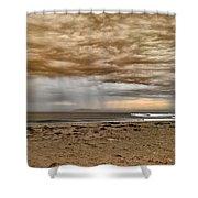 Ventura In Storm Shower Curtain