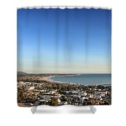 Ventura Skyline Shower Curtain