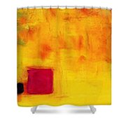 Venus Rising - Remastered Mixed Media Art By Sharon Cummings Shower Curtain