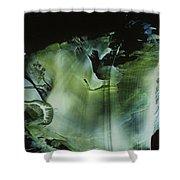 Venus Subaqua Shower Curtain
