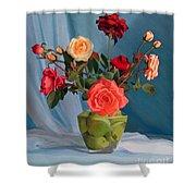 Venus's Bouquet Shower Curtain