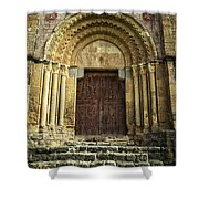 Vera Cruz Door Shower Curtain