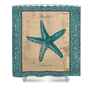 Verde Mare 1 Shower Curtain