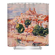 Verdun Shower Curtain