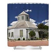 Vereins Kirche Shower Curtain