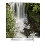 Vermillion River Falls 1 Shower Curtain