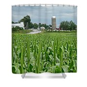 Vermont Complete Shower Curtain