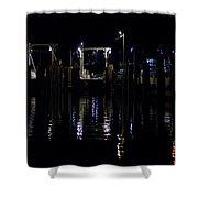 Vermont Ferry Shower Curtain