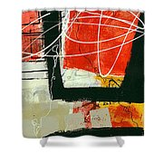 Vertical 1 Shower Curtain