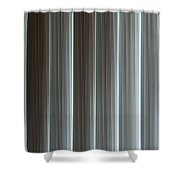 Vertical Blinds Shower Curtain