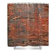 Vertical Design Shower Curtain