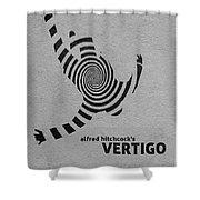 Vertigo Shower Curtain