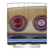 Vette Lights Shower Curtain