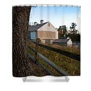 Vf Farmstead Shower Curtain