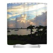 Vibrant Sky Shower Curtain