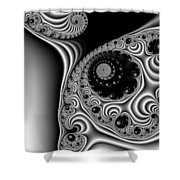 Vibration Of Hope Shower Curtain