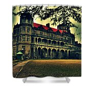 Viceregal Lodge Shimla Shower Curtain