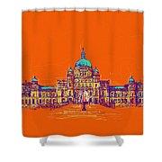 Victoria Art 006 Shower Curtain