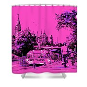 Victoria Art 012 Shower Curtain