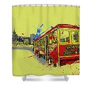 Victoria Art 014 Shower Curtain
