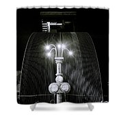 Beauty Of Light Shower Curtain