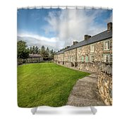 Victorian Cottages Shower Curtain