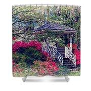 Victorian Garden Shower Curtain