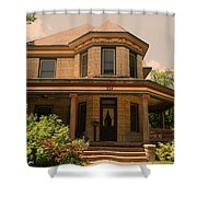 Victorian Home 2 Shower Curtain