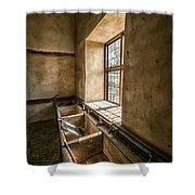 Victorian Laundry Room Shower Curtain