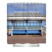 Victorian Shelter - Weymouth Shower Curtain
