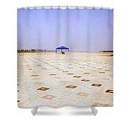 Vientiane Design Shower Curtain