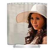 Vietnamese Bride 02 Shower Curtain