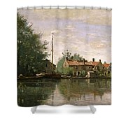View In Holland Shower Curtain