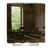 View Of The Past Shower Curtain