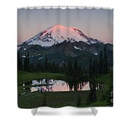 View To Be Shared Shower Curtain