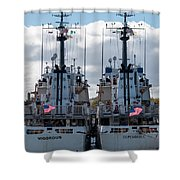 Vigorous And Dependable Shower Curtain