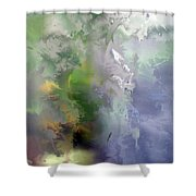 Viii - Medieval Shower Curtain