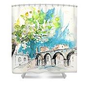 Vila Do Conde 15 Shower Curtain