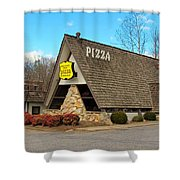 Village Inn Pizza Shower Curtain