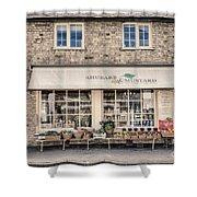 Village Shop Shower Curtain