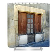 Village Square Shower Curtain