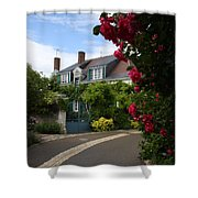 Ville De Fleur - France Shower Curtain