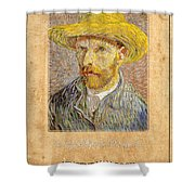 Vincent Van Gogh 1 Shower Curtain
