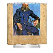 Vincent Van Gogh 7 Shower Curtain