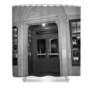 Vintage Arch Moulding Shower Curtain