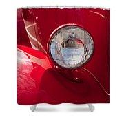 Vintage Car Details 6298 Shower Curtain