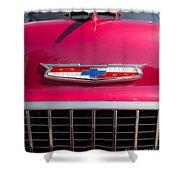 Vintage Chevy Bel Air Shower Curtain