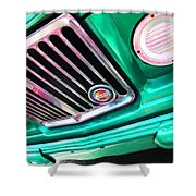 Vintage Jeep - J3000 Gladiator By Sharon Cummings Shower Curtain